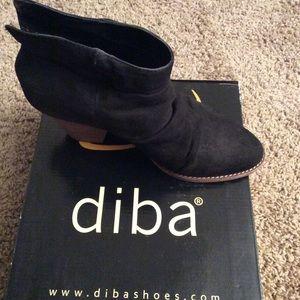 DIBA RUNG 199901 WESTERN BOOTIE size 9